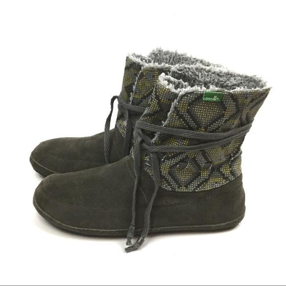 a494e5fa60f42d Sanuk Soulshine Chill Boots. M 5b6b22b90e3b86c866c6182d